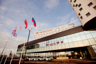 Crowne Plaza St. Petersburg Airport